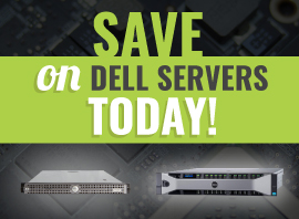 New & Refurbished Dell Servers