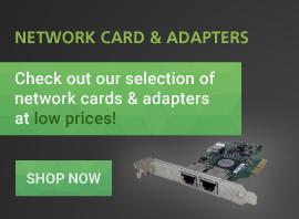 Network Cards & Adaptors