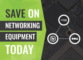 Save on Networking Equipment