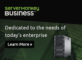 ServerMonkey Business - Dedicated to the needs of today's enterprise