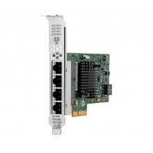 HPE 366T Quad Port 1GbE Network Adapter