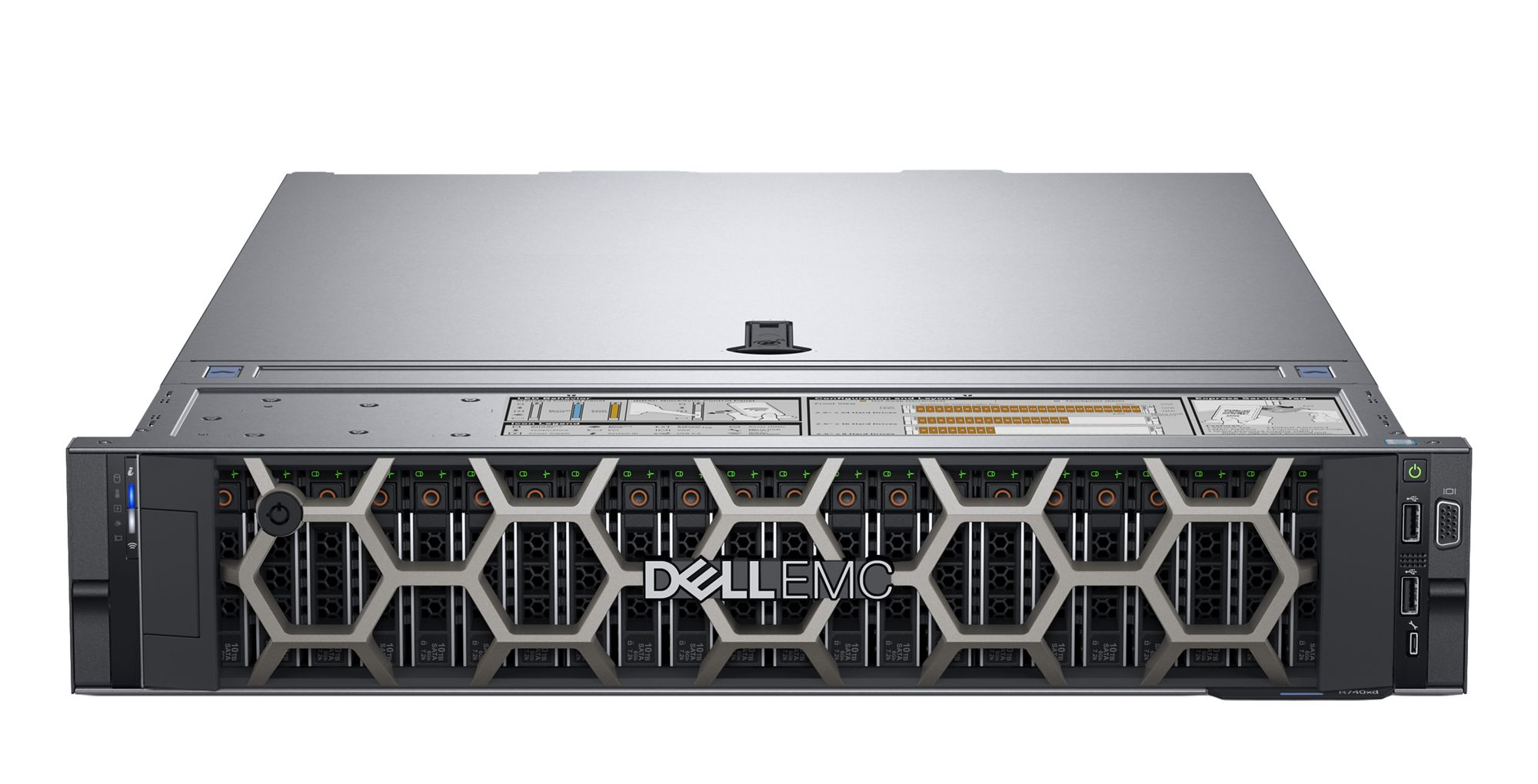 Dell R740 2U Rack Server | Refurbished PowerEdge Servers