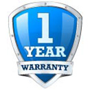 1 Year Warranty on HP Servers