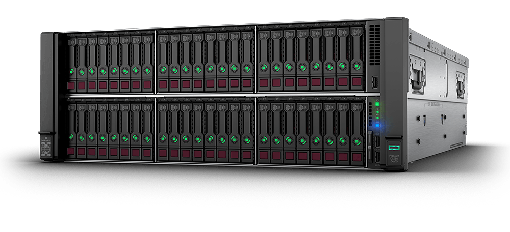 New HPE Servers