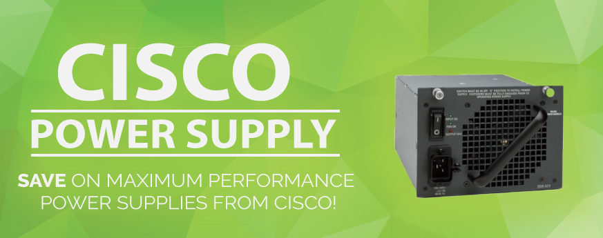 Cisco Power Supply