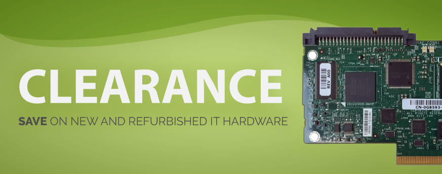 Clearance on IT hardware
