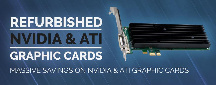 NVIDIA and ATI Graphics Cards