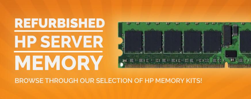 Memory for HP Servers