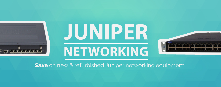 Juniper networking products