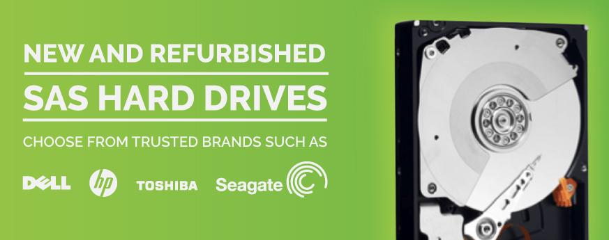 SAS hard drivess