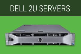 Dell 2U Servers, refurbished servers with warranty