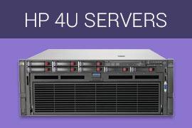 HP 4U Servers, HP Server, HP refurbished