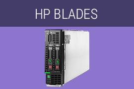 HP Blade Servers, HP Server, HP refurbished