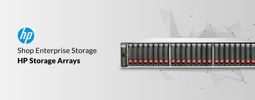 HP Storage Array systems