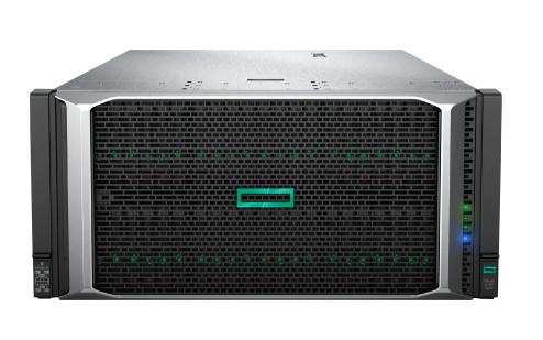 HP 4U Servers