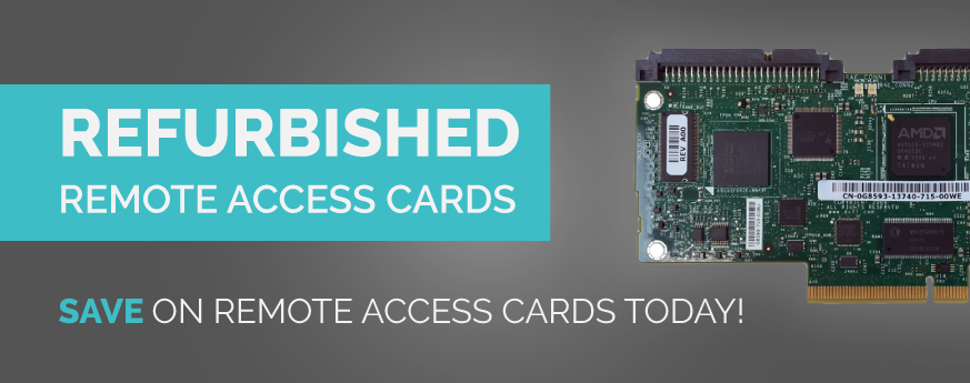 Remote access cards