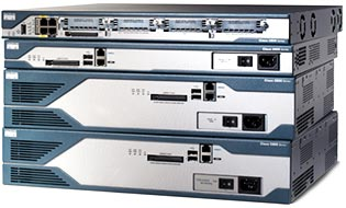 Cisco 2800 Series Routers