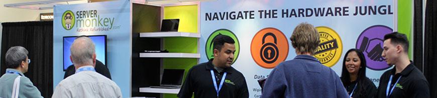 ServerMonkey at Interop 2014