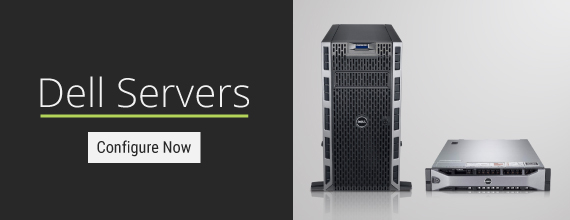 Dell Servers starting at $75