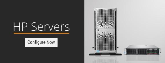 HP Servers starting at $100